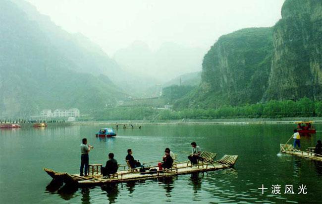 世界地质公园,国家aaaaa级风景区—【野三坡】,这里自然风光奇特,生态